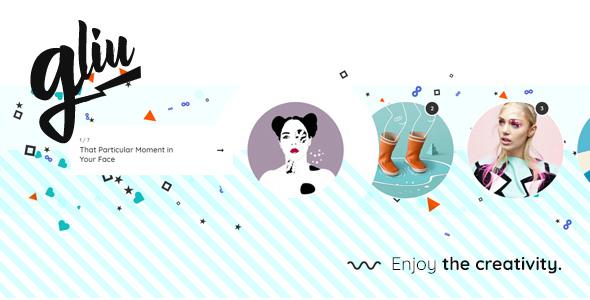 Gliu - Enjoy The Creativity - News / Editorial Blog / Magazine