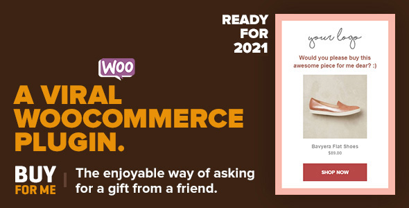 Viral WooCommerce Plugin: Buy For Me - CodeCanyon Item for Sale